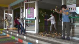 Imagen de campaña Bichos fuera: echando los microbios