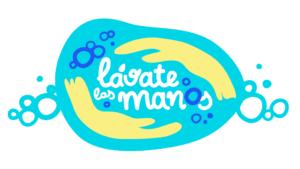 Logotipo Campaña Lavado de manos.