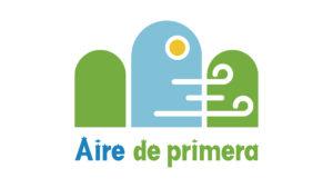 Logotipo campaña Aire de Primera